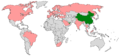 Countries with F1 Powerboat races in 2014.png