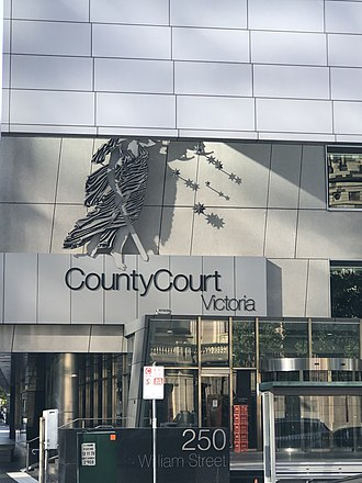 County court - The County Court of Victoria