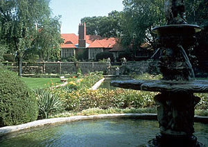 Cranbrook Educational Community - Cranbrook House and Gardens