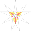 Crennell 40th icosahedron stellation facets.png