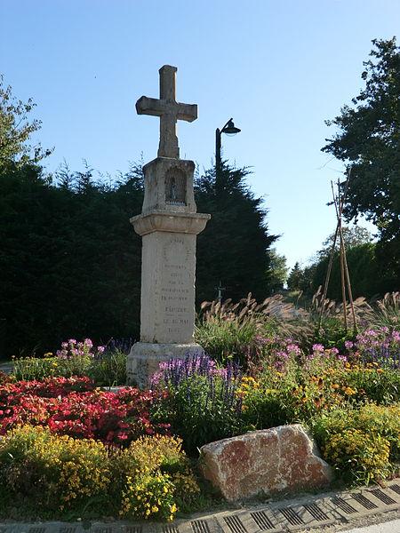 Croix à Saint-Éloi.