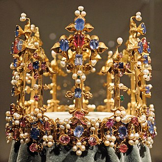 Crown of Princess Blanche - The Crown of Princess Blanche