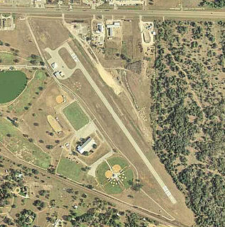 Cuero Municipal Airport airport in Texas, United States of America