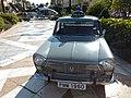 Cuerpo Nacional de Policía (España), automóvil SEAT 1500, PMM 1960 (31079333588).jpg