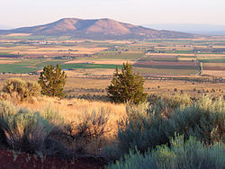 Culver, Oregon.