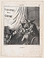 Curtain!!!, from 'News of the day,' published in Le Charivari, June 16, 1866 MET DP877521.jpg