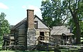 Cyrus McCormick Farm - view from north in afternoon July 2012.JPG
