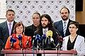 Czech Pirate Party press conference 4 December 2018.jpg