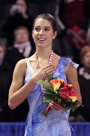Alissa Czisny - Czisny at the 2010 Skate Canada International
