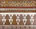 Décor mural de la Chapelle palatine (Palerme) (6881311256).jpg