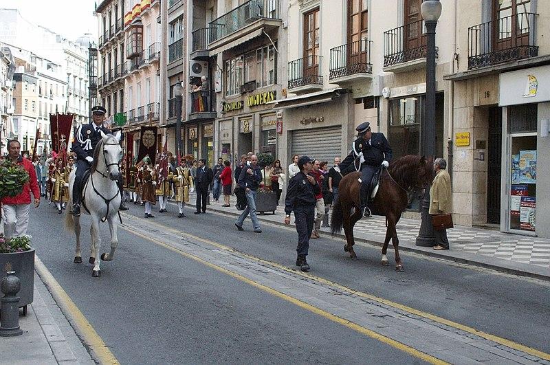Feriados em Granada