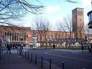 Gare de D�sseldorf