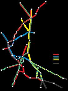 Ic2 Streckennetz