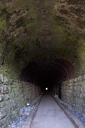 Tunnel Hill, Georgia - Image: DCP 0912Wand A