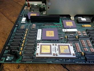 DEC J-11 - Image: DEC Pro 380 CPU