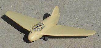 DFS 194 - Model of DFS 194