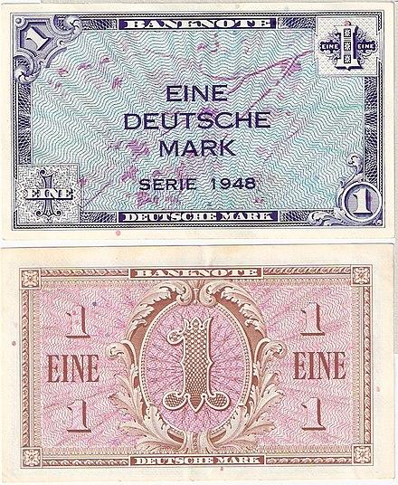 Deutsche Mark Wikiwand