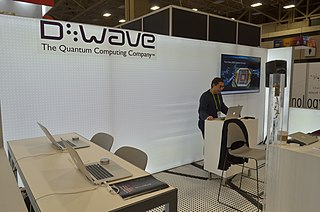 D-Wave Systems Canadian Quantum Computing Company