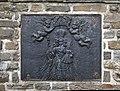 Dahl plaque frontale crucifix op der Heckt.jpg