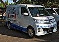 Daihatsu Luxio commercial van (front), Denpasar.jpg