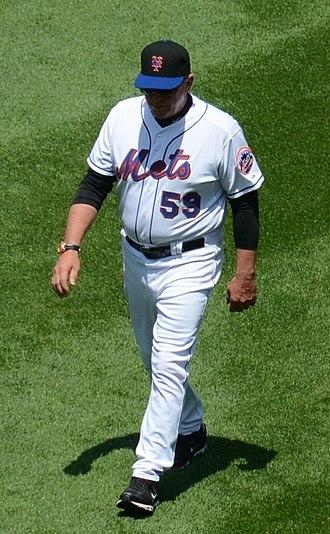 Dan Warthen - Warthen with the Mets in 2011.