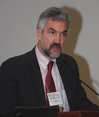 Daniel Pipes - Pipes orating at USC's American Freedom Alliance conference on June 15, 2008