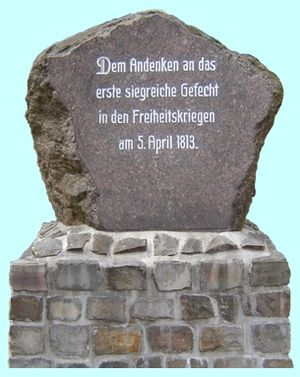 Battle of Möckern - Image: Dannigkowmal