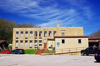 Danville, West Virginia - Danville Community Center