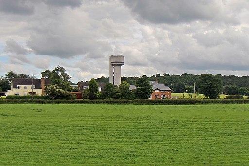 Daresbury Tower, Daresbury (geograph 4019927)