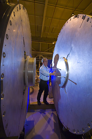 Dual-Axis Radiographic Hydrodynamic Test Facility - Image: Darht accelerator