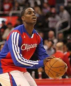Collison, Los Angeles Clippers formasıyla (2013)