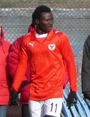 Swedish Football Division 2 - Nigerian 2007 winner Abiola Dauda was signed by Allsvenskan club Kalmar FF after his successful season and was one of the top scorers in the 2012 Allsvenskan.