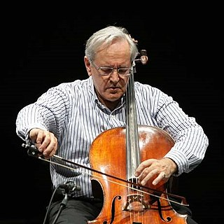 David Geringas Lithuanian cellist and conductor