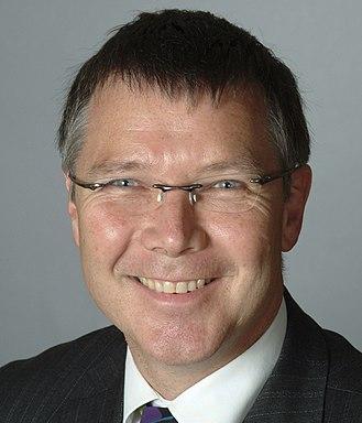 Attorney-General (New Zealand) - Image: David Parker