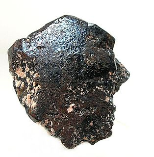 oxide mineral series