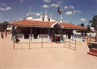 Erwadi dargah - Erwadi Dargah