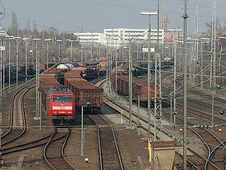 Goods wagon - Image: Db 152035 01