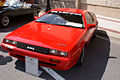 DeLorean DMC-12 1981 Red AboveLNose LakeMirrorClassic 17Oct09 (14600537985).jpg