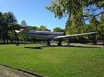 De Havilland 114 Heron (Plane JA6159) in Kaizuka Park.JPG