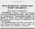 De Telegraaf vol 042 no 15787 Avondblad Tram Roermond-Ittervoort wordt opgeheven.jpg