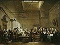 De tekenzaal van de Maatschappij Felix Meritis Rijksmuseum SK-C-538.jpeg