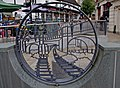 Decorative metal artwork (2), High Street - geograph.org.uk - 2133960.jpg