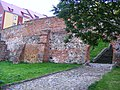 Defensive walls in Kamień Pomorski bk10.JPG