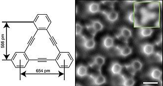 Triple bond - Image: Dehydrobenzoannulene