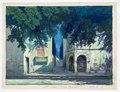 Dekorationsskiss av Carl Grabow - SMV - DTM 1939-3529.tif