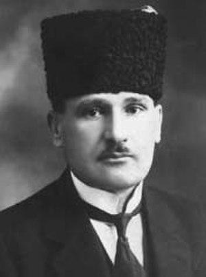 Halit Karsıalan - Image: Deli Halid Pasha