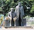 Denkmal Karl-Liebknecht-Str (Mitte) Marx Engels.jpg