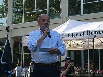 Beaverton, Oregon - Mayor Denny Doyle
