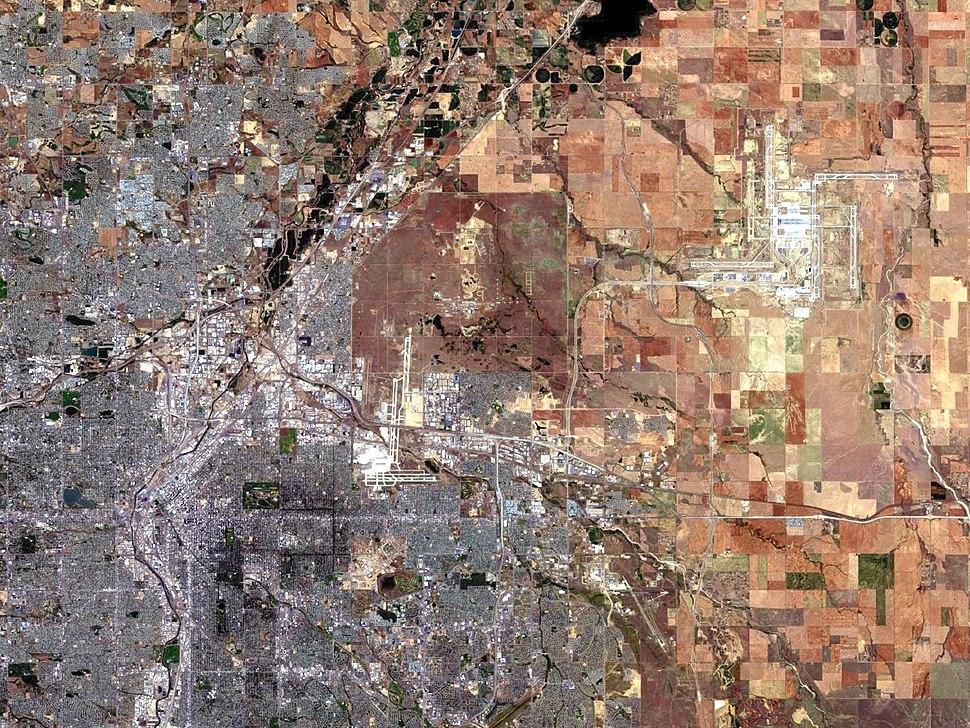 Denver satellite 1999