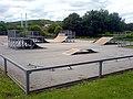 Deserted skate park - geograph.org.uk - 477692.jpg